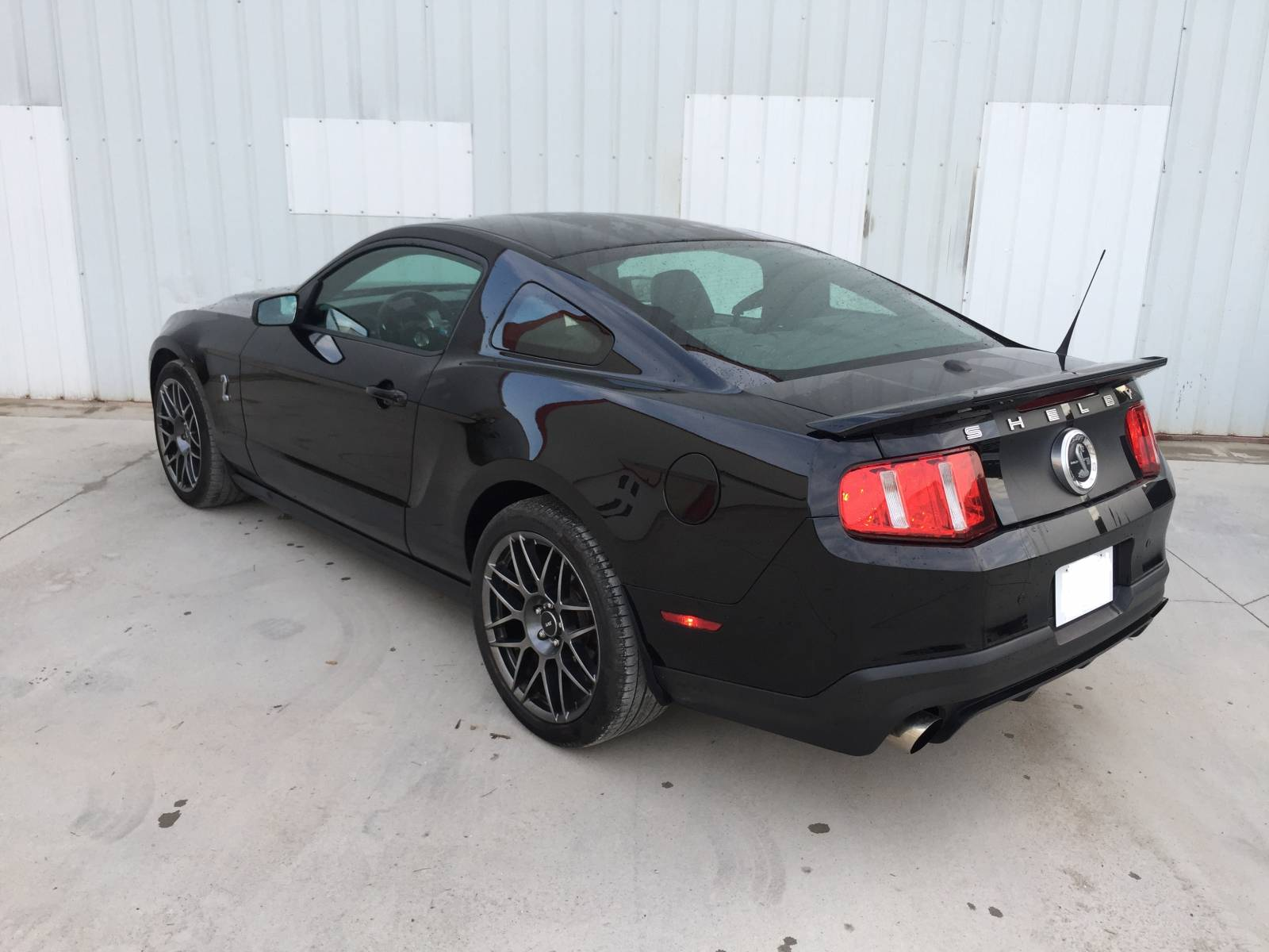 Voiture americaine d'occasion FORD Mustang Shelby GT500 ...